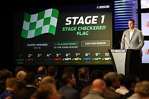 NASCAR releases stage lengths and other race format details