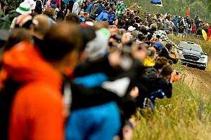 WRC Galería GALERÍA: lo mejor del WRC en Polonia en imágenes