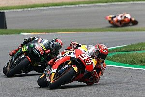Sachsenring MotoGP: Top 25 photos from the race