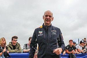 Ньюи начал активнее участвовать в работе над машиной Red Bull