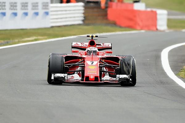 F1 Noticias de última hora Pirelli explica el fallo del neumático de Raikkonen en Silverstone