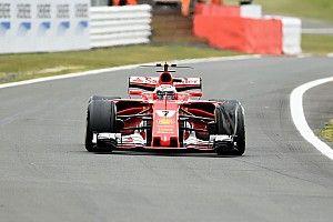 Pirelli explica el fallo del neumático de Raikkonen en Silverstone