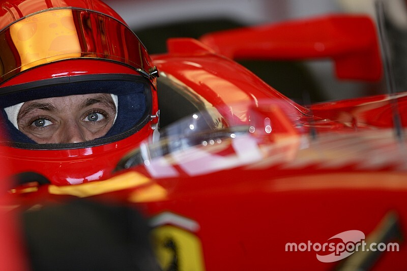 Rossi: Volveré a Valencia para probar un Fórmula 1