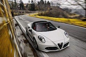 Une Alfa Romeo 4C spéciale en bouquet final?
