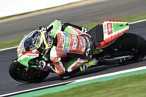 Aprilia: la RS-GP era da top 10 nonostante i problemi fisici di Espargaro