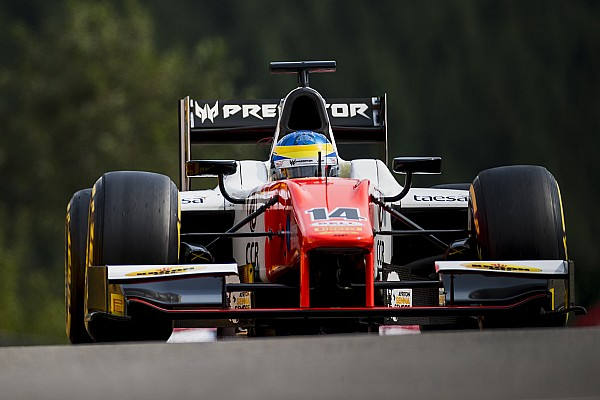 FIA F2 比赛报告 F2斯帕冲刺赛:卡马拉首冠,勒克莱尔上演超车秀