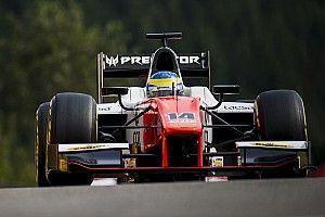 F2斯帕冲刺赛:卡马拉首冠,勒克莱尔上演超车秀