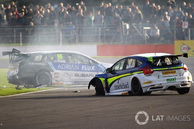 BTCC introduces harsher penalties for poor driving