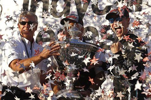 IndyCar Sonoma: Pagenaud menang, Newgarden raih gelar