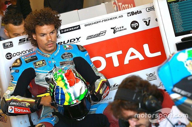 Chefe promete vaga a ítalo-brasileiro Morbidelli na MotoGP