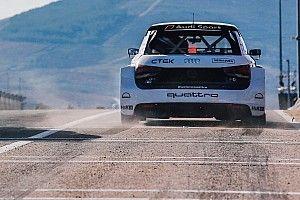 Az Audi támogatná az elektromos WRX-et