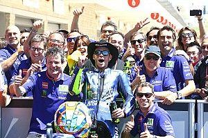 """Rossi: """"Vuelvo a ser líder después de la desgraciada carrera de Valencia 2015"""""""