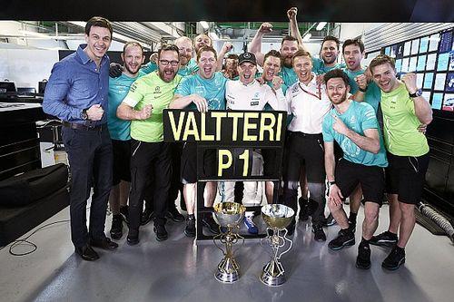 Klasemen F1 2017 setelah GP Rusia