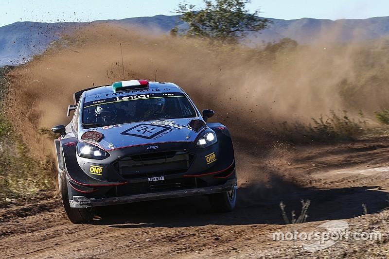 WRC: Lorenzo Bertelli si prepara per correre al Rally del Cile con una Fiesta Plus