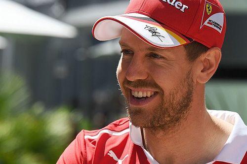 "Ferrari needs ""every single step"" to beat Mercedes - Vettel"