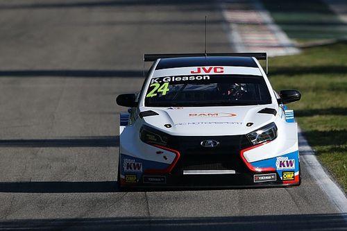 Gleason à nouveau au départ en Hongrie avec le RC Motorsport