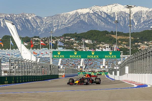 فورمولا 1 جائزة روسيا الكبرى تتخلى عن مخططات استضافة سباق ليلي