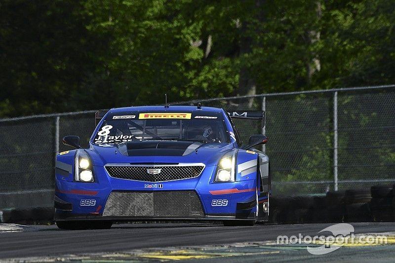 CTMP PWC: Cadillac uses strategy to run away with Race 1 SprintX win