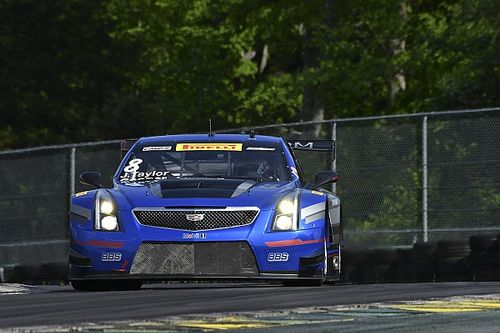 CTMP PWC: Cadillac uses strategy to run away with Race 1 SprintX win