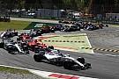 F1 quer mais