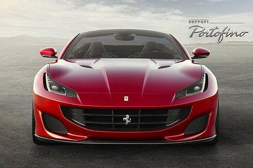 Fotogallery: i primi scatti ufficiali della Ferrari Portofino