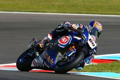 """Van der Mark: """"Nadie puede reemplazar a Rossi, no es mi intención"""""""