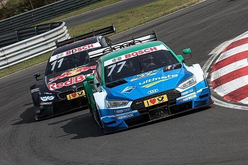 DTM 2017 am Nürburgring: Ergebnis, 1. Qualifying