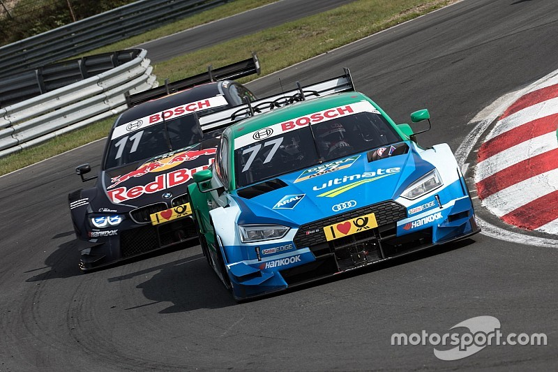 "Cost of running DTM cars is ""extremely attractive"" - Audi"