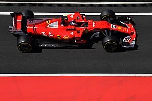 Test Hungaroring, Day 1, ore 12: anche Leclerc porta in vetta la Ferrari