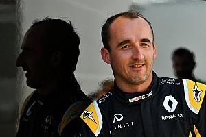 Site: pai de Stroll impede teste e dificulta volta de Kubica