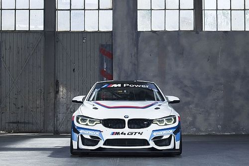 BMW GT4 car headed to Australian GT