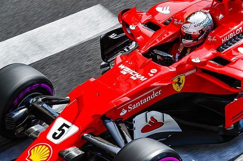 "Vettel: Mercedes' lack of Monaco practice pace ""weird"""