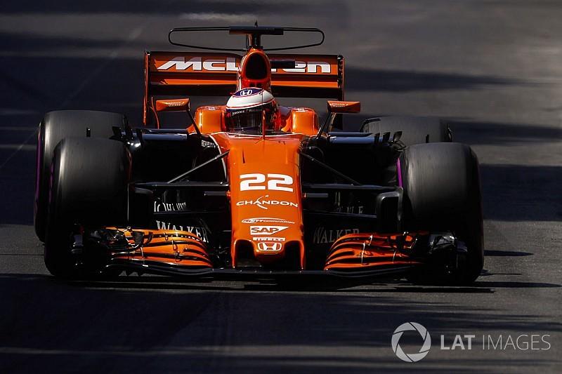 """Formel 1 2017 in Monaco: Startplatzstrafe laut Button """"schmerzhaft"""""""