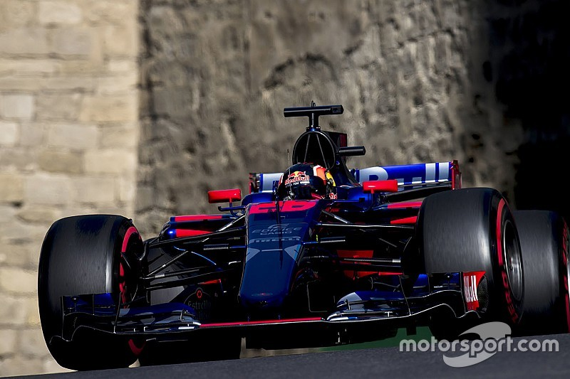 Kvyat chez Toro Rosso dès les tests d'Abu Dhabi