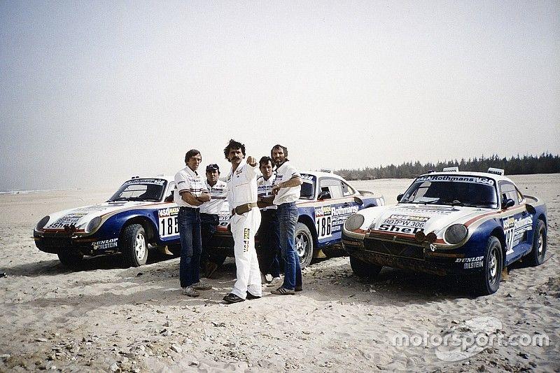 Porsche, una vida de triunfos en carreras legendarias