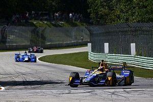 Rossi no asume la responsabilidad por percance con Kanaan en Road America
