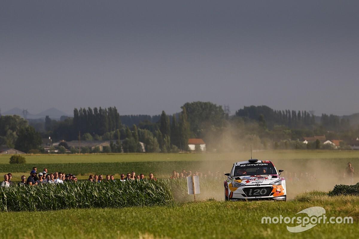Britanya 2021 WRC takviminden çıkarıldı, yerini Belçika aldı