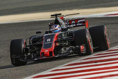 """Grosjean: La Haas F1 """"est performante partout"""""""