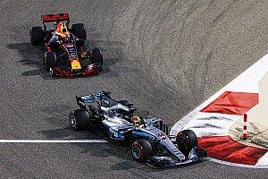 【F1】2017年は追い抜き激減も、フェルスタッペン「今の方が楽しい!」