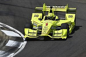 IndyCar Reporte de prácticas Barber IndyCar: Penske domina la primera práctica