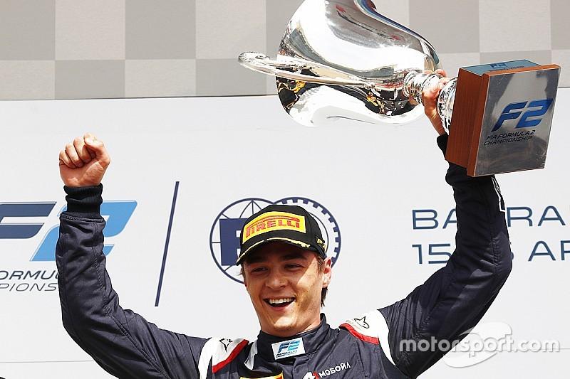Markelov se hace con la primera victoria de la nueva Fórmula 2