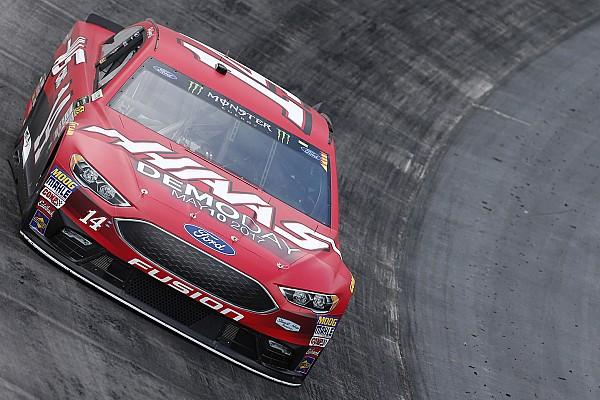 NASCAR Cup Noticias de última hora Bowyer quedó cerca de la victoria en Bristol