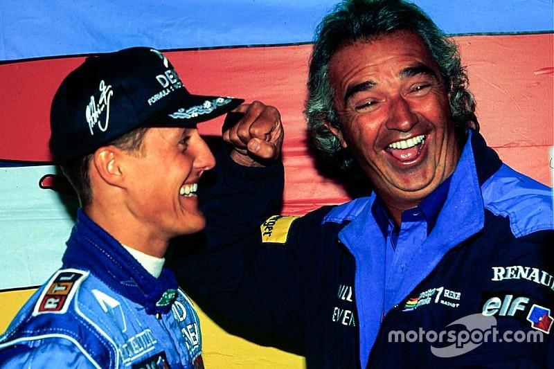 Briatore: Herkes aracı suçlarken, Schumacher aracı geliştirmeye çalışırdı