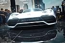 Prodotto Mercedes-AMG Project One: 1.000 cavalli dalla Formula 1 alla strada!