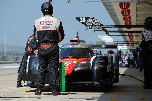 Toyota потеряла надежду на титул в WEC