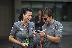 McLaren'dan ayrılan Frangipane, Ferrari'nin yeni basın sorumlusu olabilir