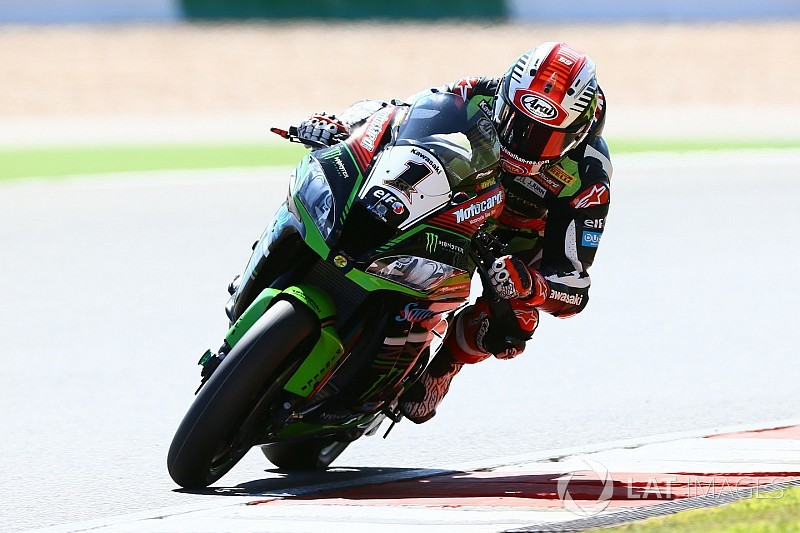 Portimao WSBK: Rea dominates Saturday race