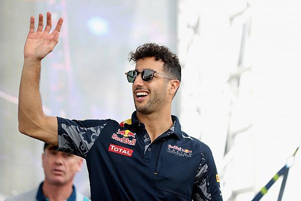 Formula 1 Breaking news Daniel Ricciardo becomes a 'twillionaire'