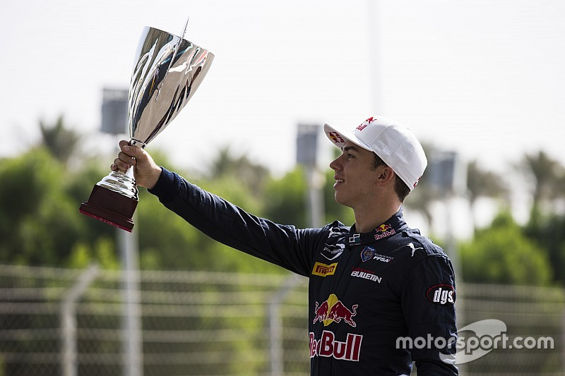 Abu Dhabi GP2: Gasly crowned champion as Lynn wins final race