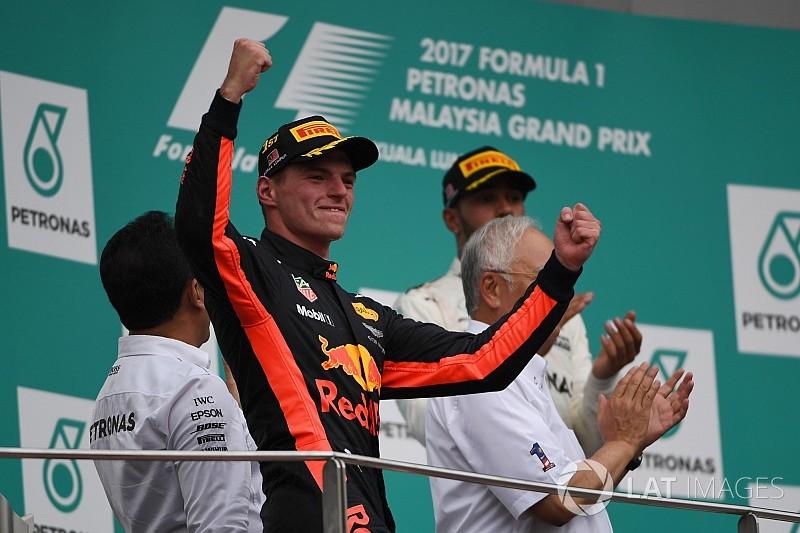 Verstappen: ecco come festeggiare i 20 anni vincendo in Malesia